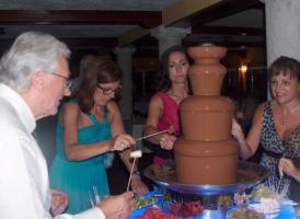 Boda de Cena en el Bohio