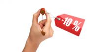 10% de descuento en reservas